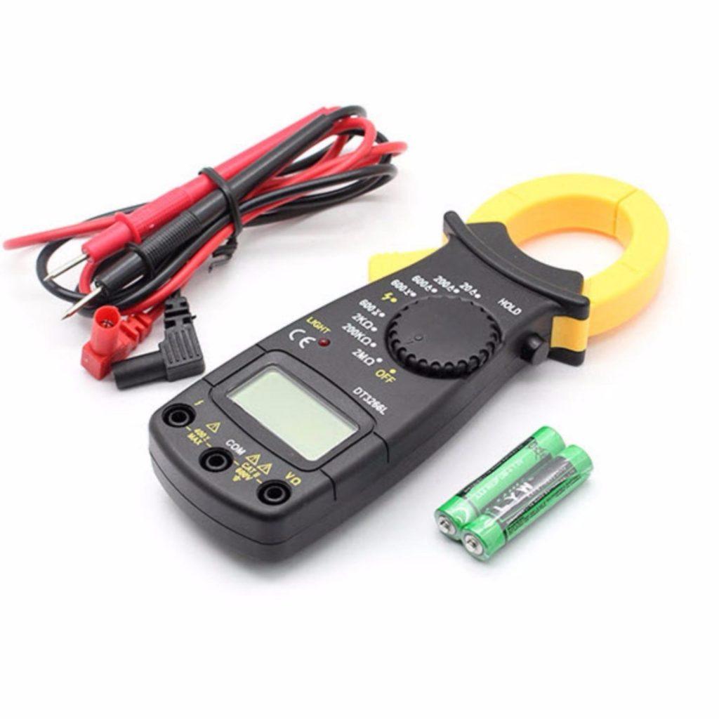 Những cách đo cường độ dòng điện