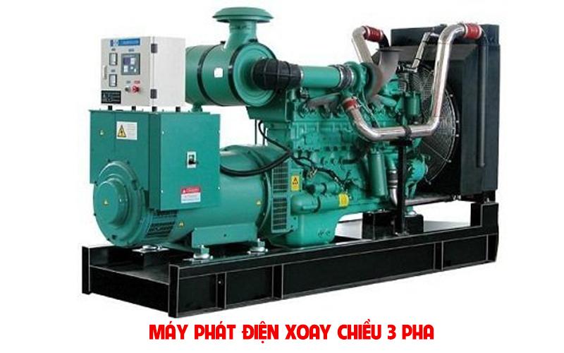 Máy phát điện 3 pha có vai trò như thế nào trong sản xuất và đời sống