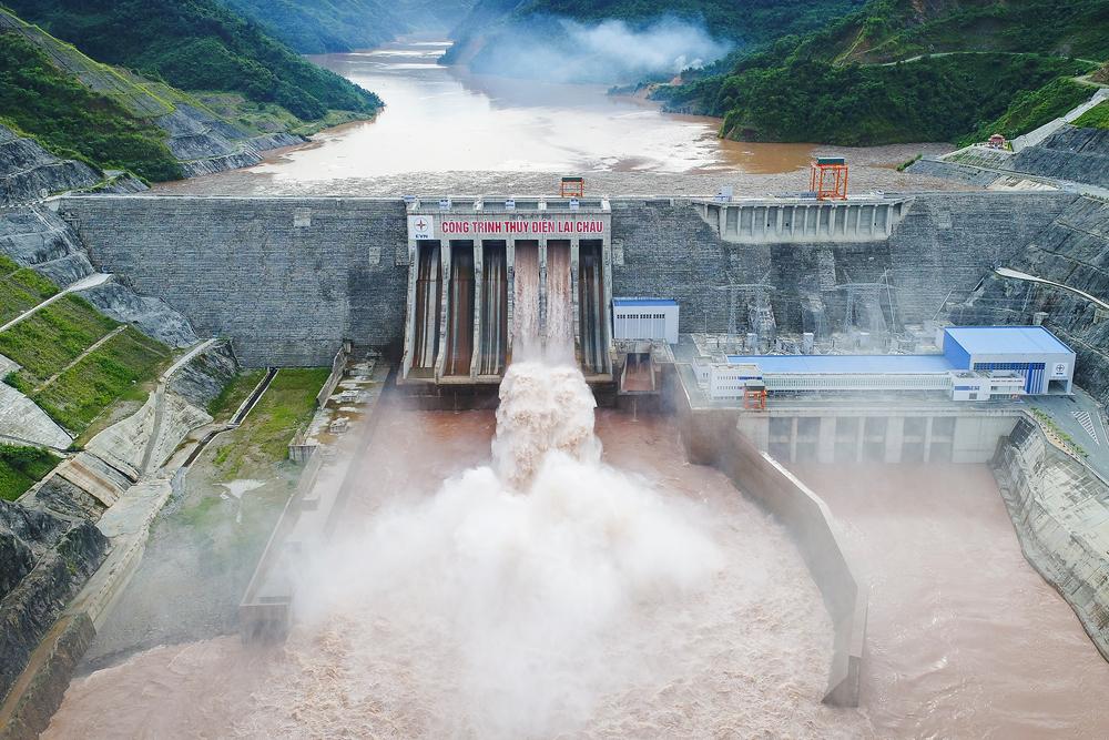 Thủy điện Lai Châu là công trình an ninh quốc gia