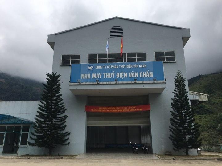 Thủy điện Văn Chấn